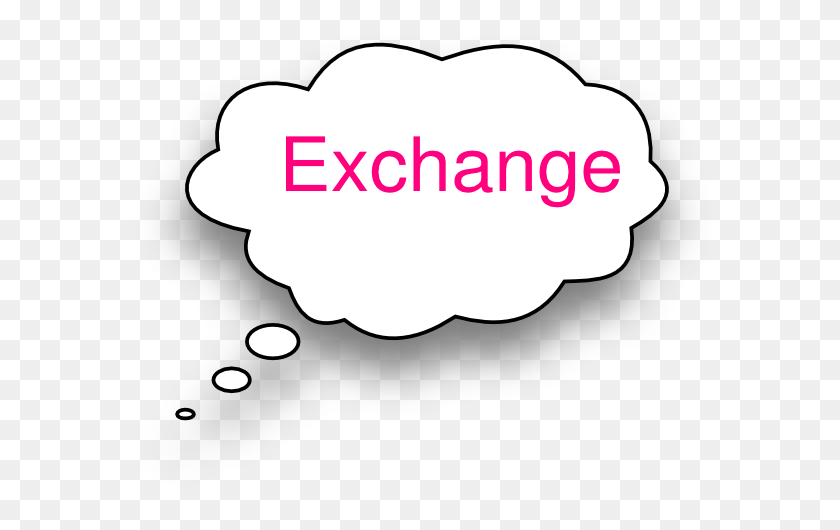 Exchange Clip Art - Exchange Clipart