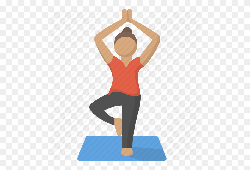 Exercise, Fitness, Meditation, Stretch, Workout, Yoga, Zen Icon - Workout PNG