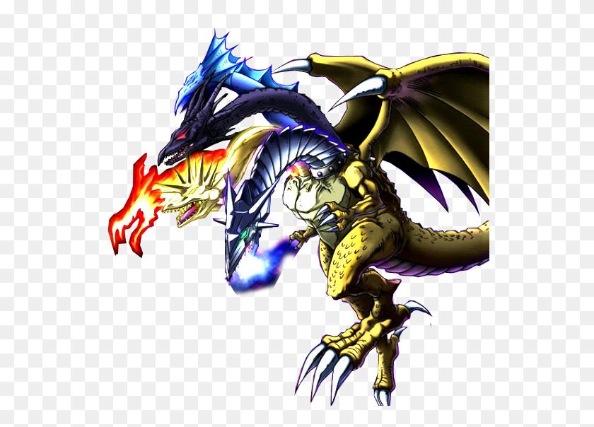 Exodia, Five Headed Dragon Dragon Master Knight Vs The Egyptian - Blue Eyes White Dragon PNG