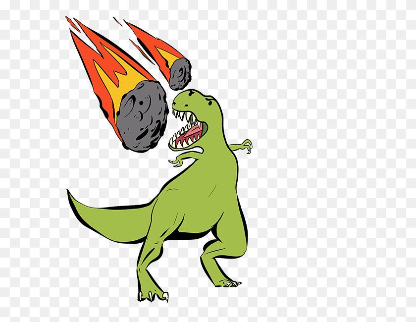 Extinct Clipart Dinasour - Dinosaur Birthday Clipart