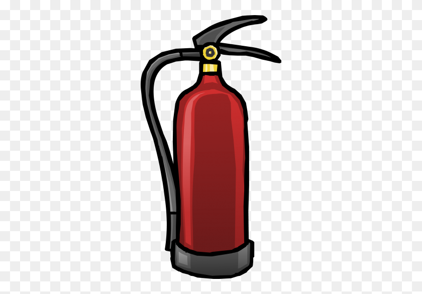 Extinguisher Active Fire Protection Fire, Fire - Fire Extinguisher Clipart