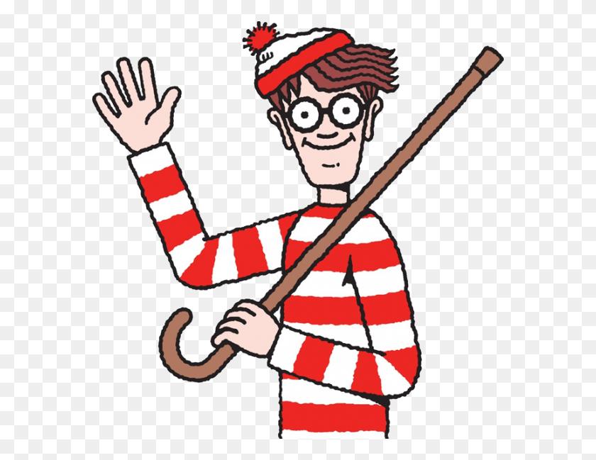 Extremeamphard Where Is Waldo !! Waldo Wheres - Wheres Waldo Clipart