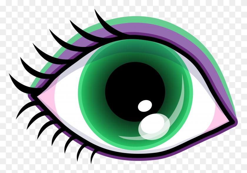 3500x2379 Eye Clip Art Gordy Idea's Clip Art, Eyes And Art - Looking Eyes Clipart