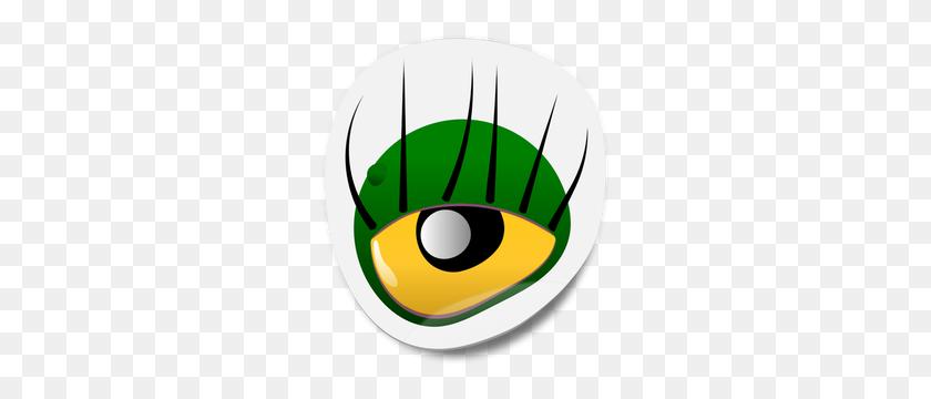 Eye Free Clipart - Monster Eyeball Clipart