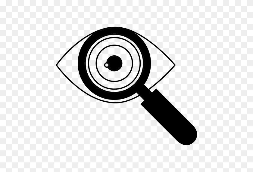 512x512 Eye Icon Doctor - Sad Eyes PNG