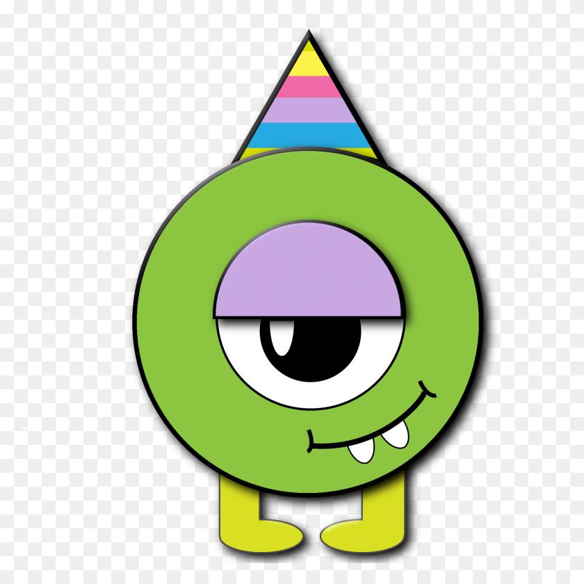 Eyeball Clipart Coloured Eye - Monster Eyeball Clipart