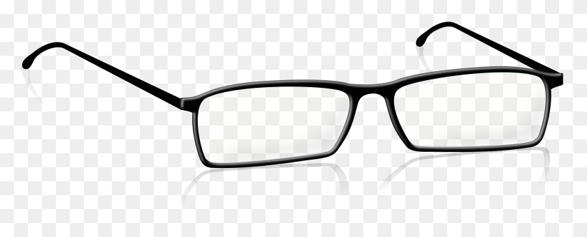 Eyeglasses Clip Art Nerd Frames Isolated Clipping Path - Path Clipart