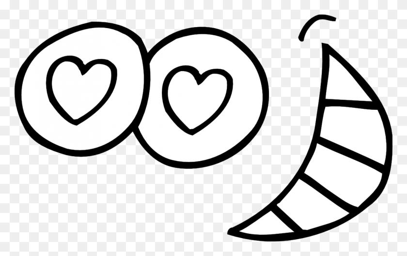 Eyes Black And White Evil Eyes Clipart Black And White Clipartfest - Valentine Heart Clipart Black And White