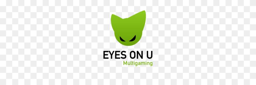 Eyes On U - U PNG