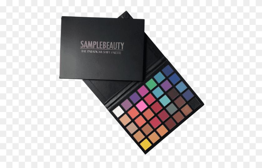 Eyeshadow Palettes Sample Beauty - Eyeshadow PNG
