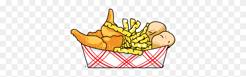 Ezell's Famous Chicken Ezell's Express - Chicken Tenders Clipart