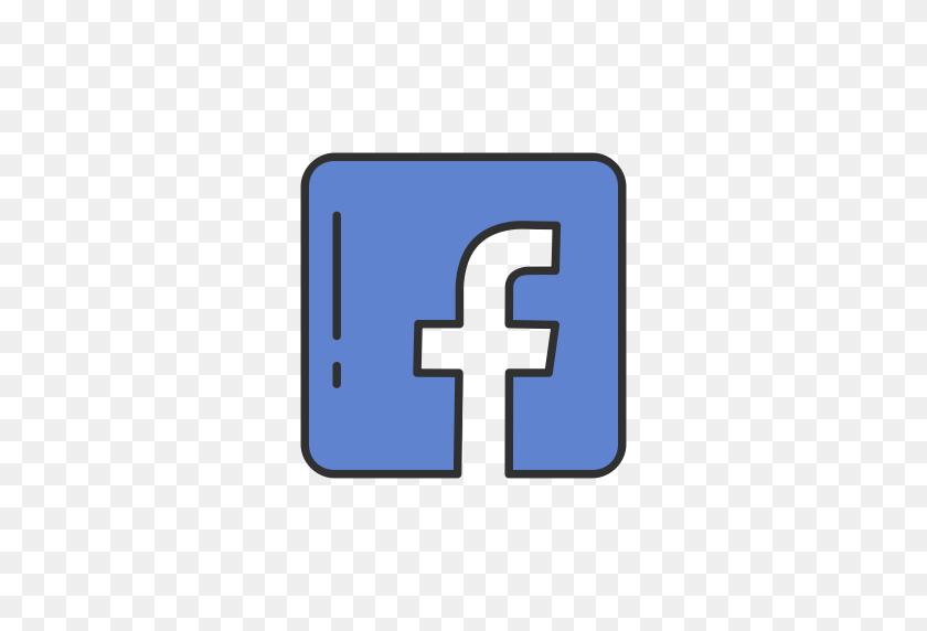 Facebook, Facebook Button, Facebook Logo, Social Media Icon - Facebook Button PNG