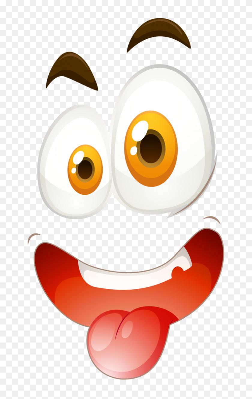 Faces Emoticon Smiley, Emoticon And Emoji - Cartoon Face PNG