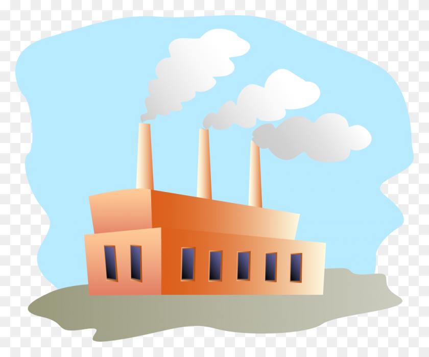 Factory Clipart Industrial Revolution - Revolution Clipart