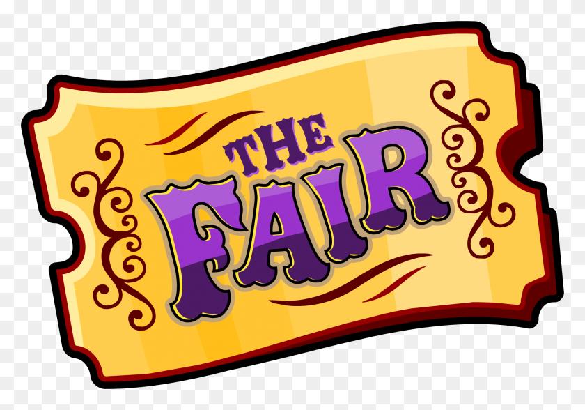 Fair Clipart Fair Ribbon - Ministry Fair Clipart