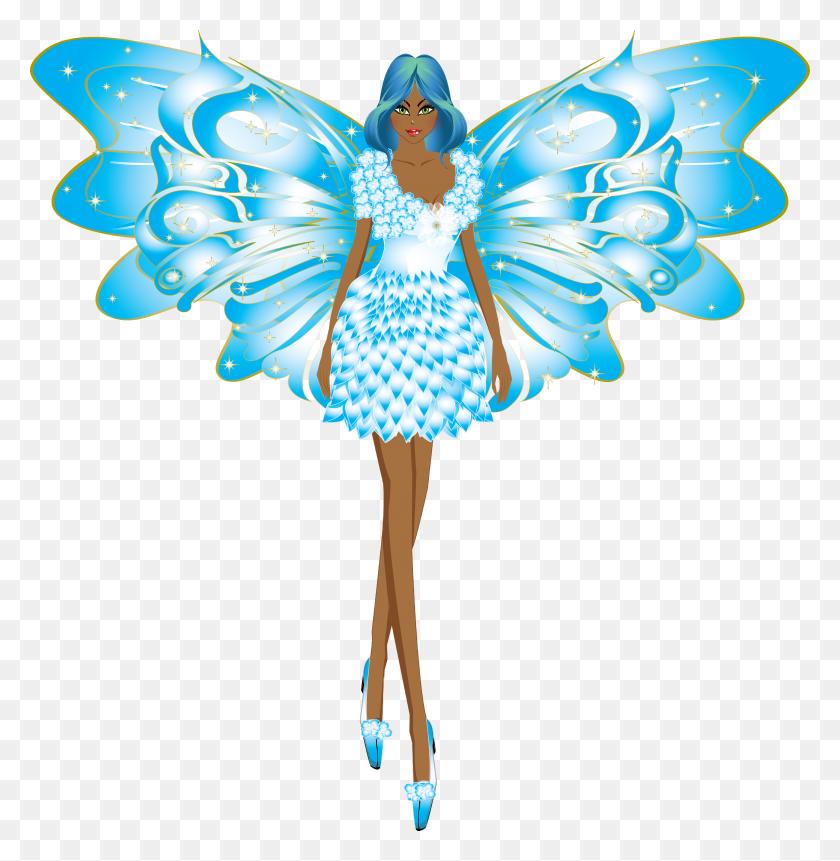 Fairy Clipart And Digital Paper Fairies,fairy Clip Art, Fairy - Fairy Clipart