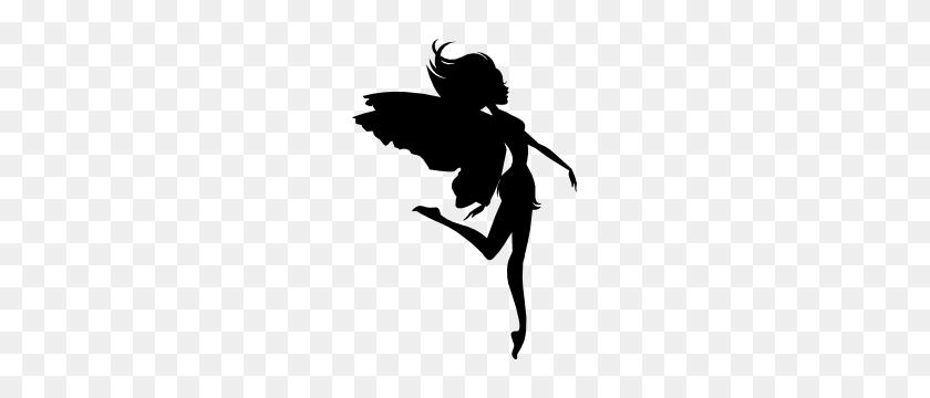 Fairy Holding Pixie Dust Sticker - Pixie Dust Clipart