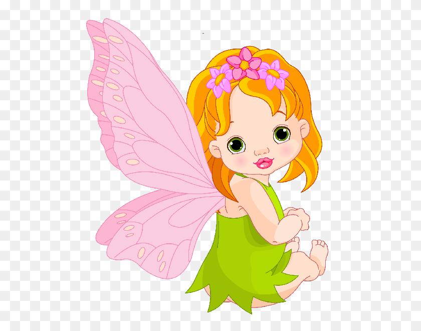 Fairys Baby Fairy, Fairy And Fairy - Tooth Fairy Clipart