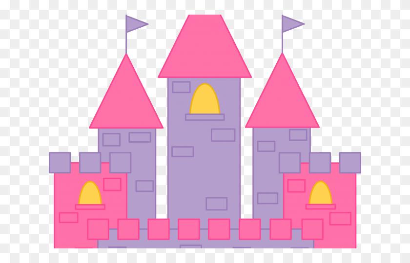 Fairytale Clipart - Fairytale Castle Clipart