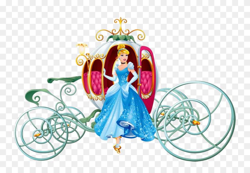 Fairytale Clipart Cinderella Carriage, Fairytale Cinderella - Masquerade Clipart