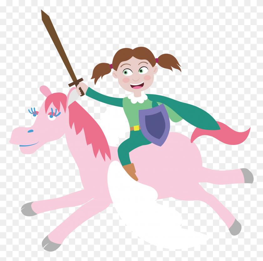 Fairytale Clipart Knight - Fairytale Castle Clipart