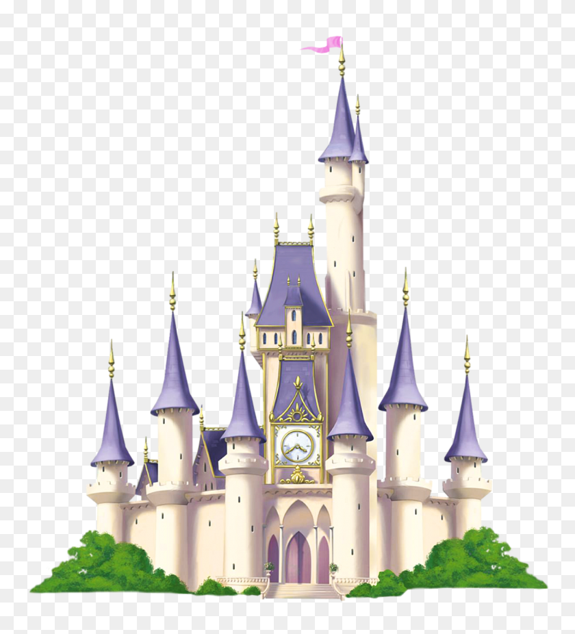 Fairytales Princess Bedrooms - Fairytale Castle Clipart