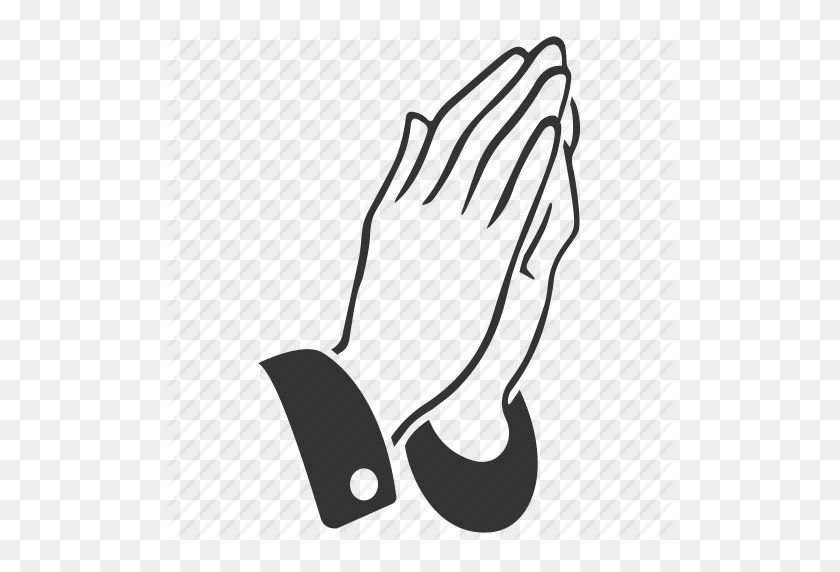 Faith, Health, Pray, Trust In God Icon - Pray PNG