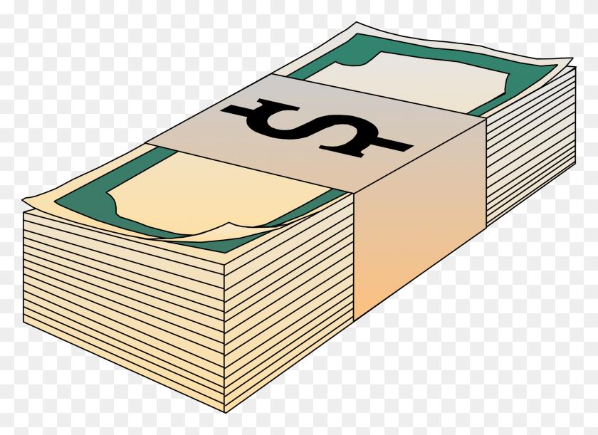 Fake Money Clip Art Black And White - Fake Money Clipart