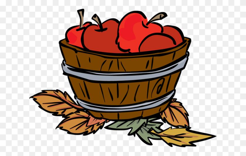 Fall Apples Clipart - Teddy Roosevelt Clipart