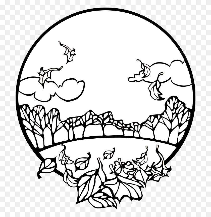 Fall Clip Art Black And White Look At Fall Clip Art Black - Panther Clipart Black And White