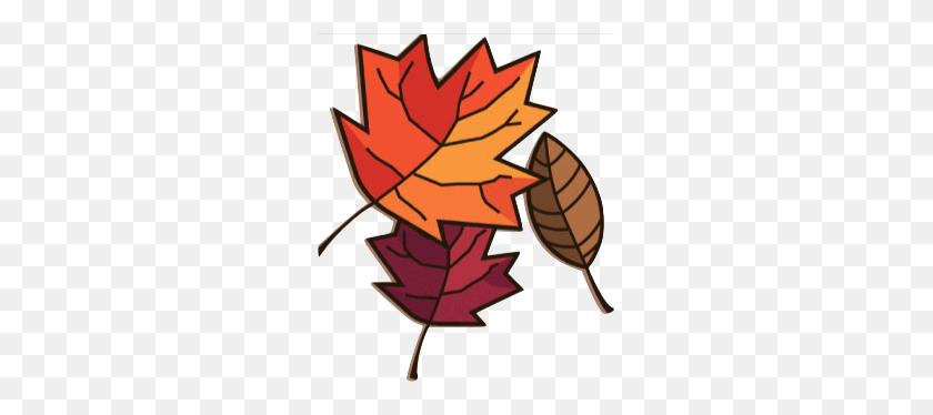 Fall Leaves Autumn Leaves Watercolor Sini Ezer Hojas Clip Art - Watercolor Leaves Clipart