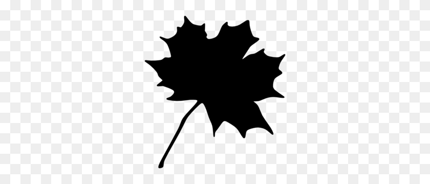 Fall Leaves Clipart Black And White Border - Leaf Clipart Black And White Outline