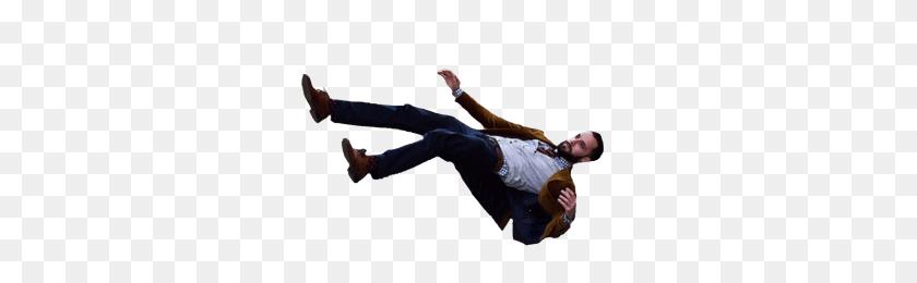 Falling Man Png Png Image - Man Falling PNG