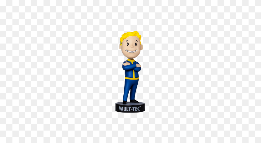 Fallout Bobblehead Series Arms Crossed Bobbleheads - Crossed Arms Clipart