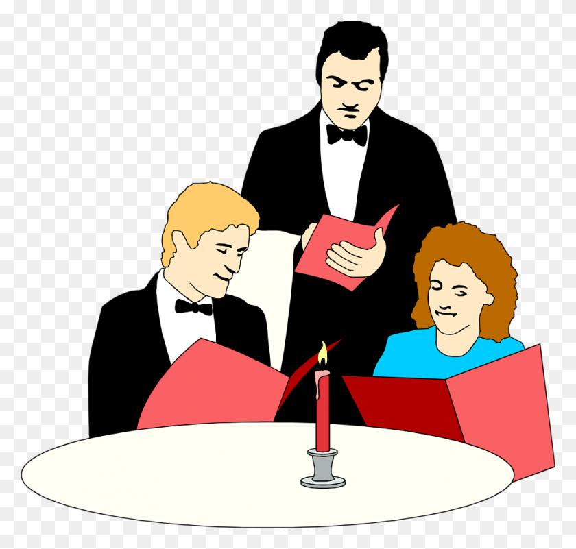 Family Clipart Dinner Table, Family Dinner Table Transparent Free - Family Dinner Clipart