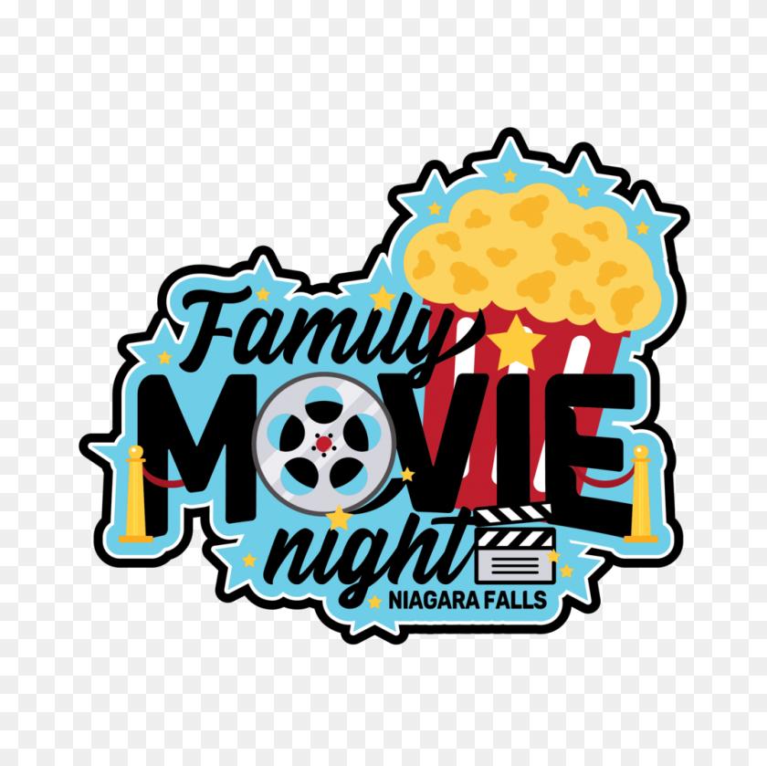 Family Movie Nights Nf Cd - Movie Night PNG