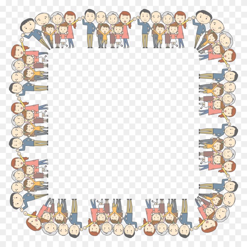 Family Reunion Clip Art Borders, Family Reunion Clip Art Borders - Reunion Clipart