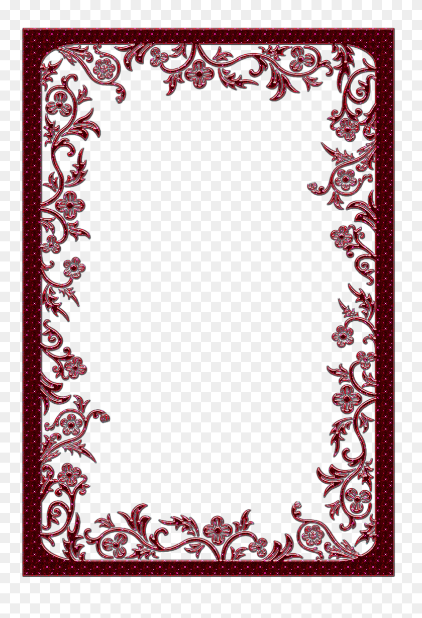 Fancy Borders And Frames - Fancy Frame PNG