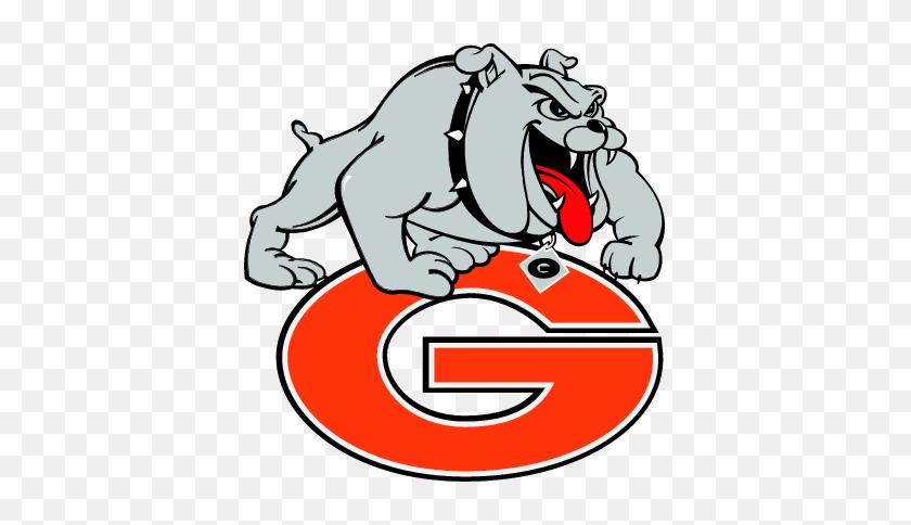 Fancy Bulldog Mascot Clipart Georgia Bulldogs Clipart Cliparts - Bulldog Images Clip Art