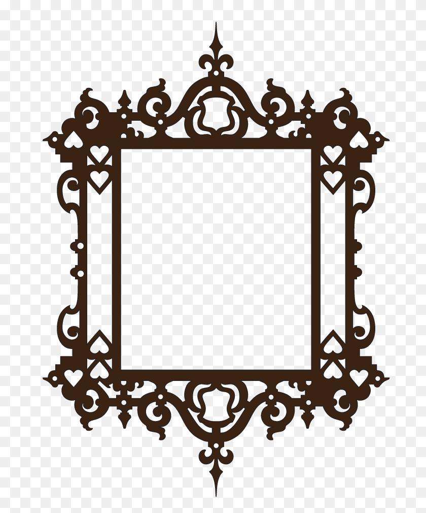 Fancy Frame Png Image With Transparent Background Png Arts - Fancy Frame PNG