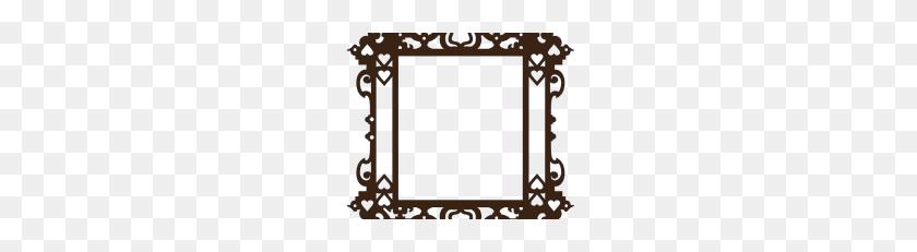 Fancy Frame Png Image With Transparent Background Png, Vector - Fancy Frame PNG