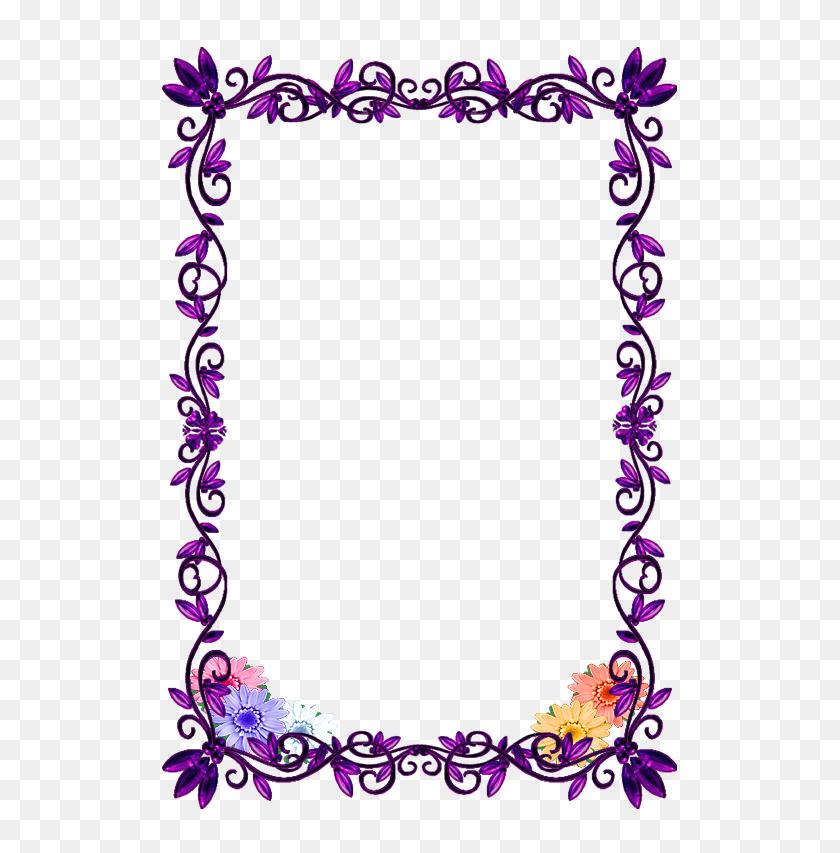 Fancy Frame Transparent Background Png Png Arts - Fancy Frame PNG