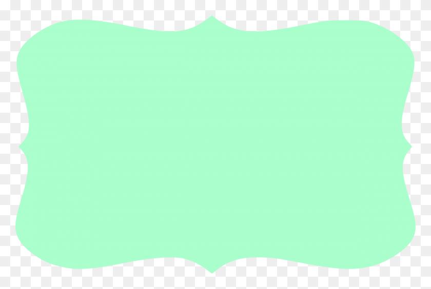 Fancy Text Banner - Fancy Borders PNG