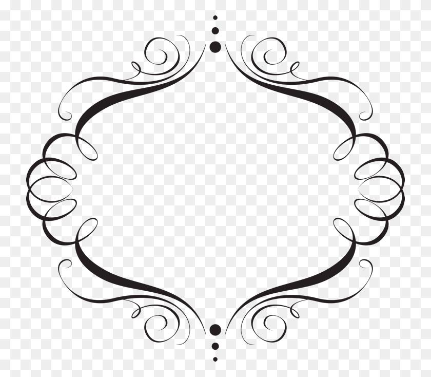 Fancy Wedding Border Png Clip Art - Fancy Borders PNG – Stunning