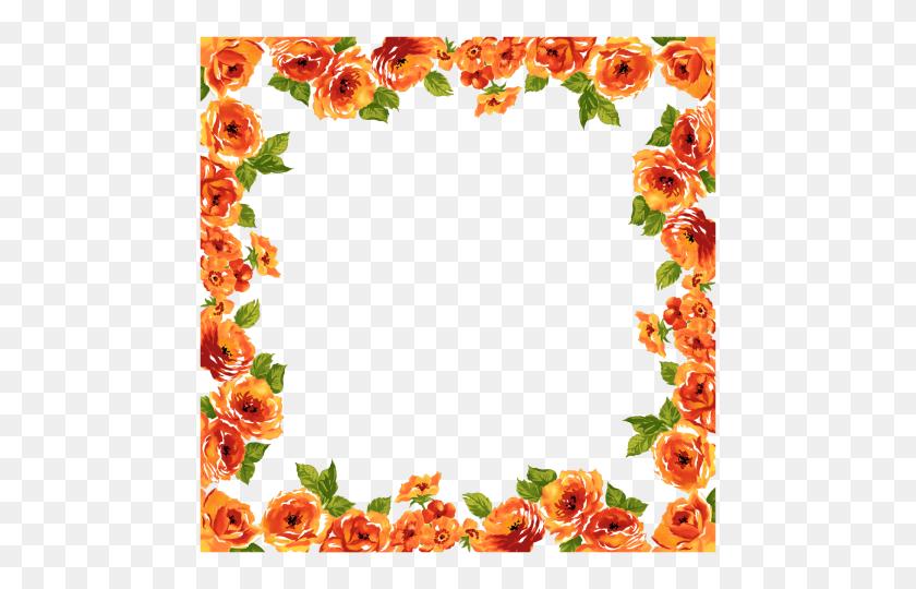Fancy Wedding Border Transparent Png - Fancy Frame PNG