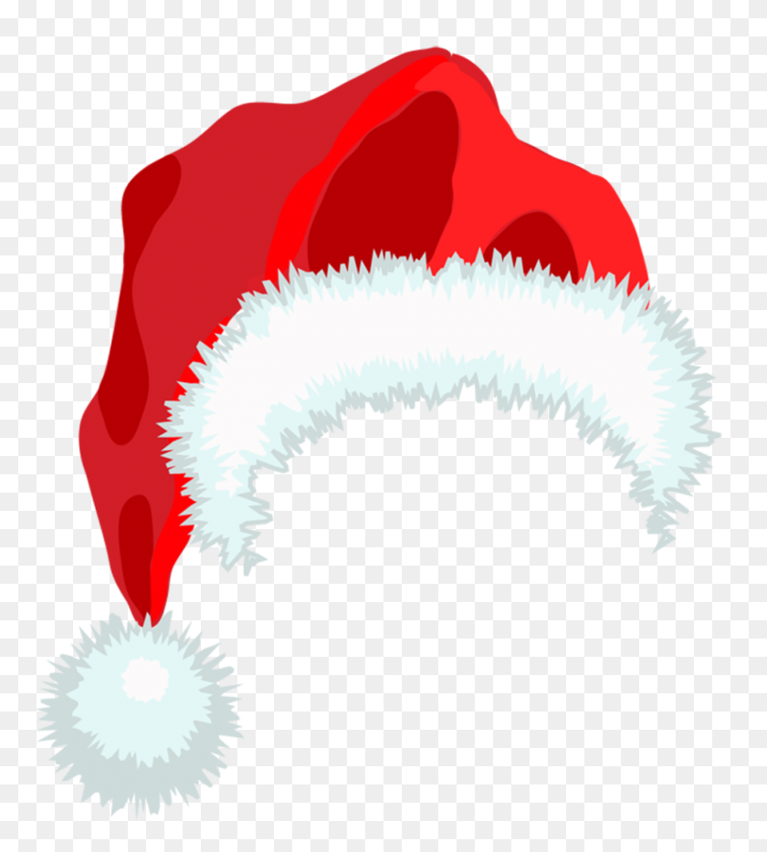 Fantastic Santa Hat Art Mrhistoire - Fantastic Clipart