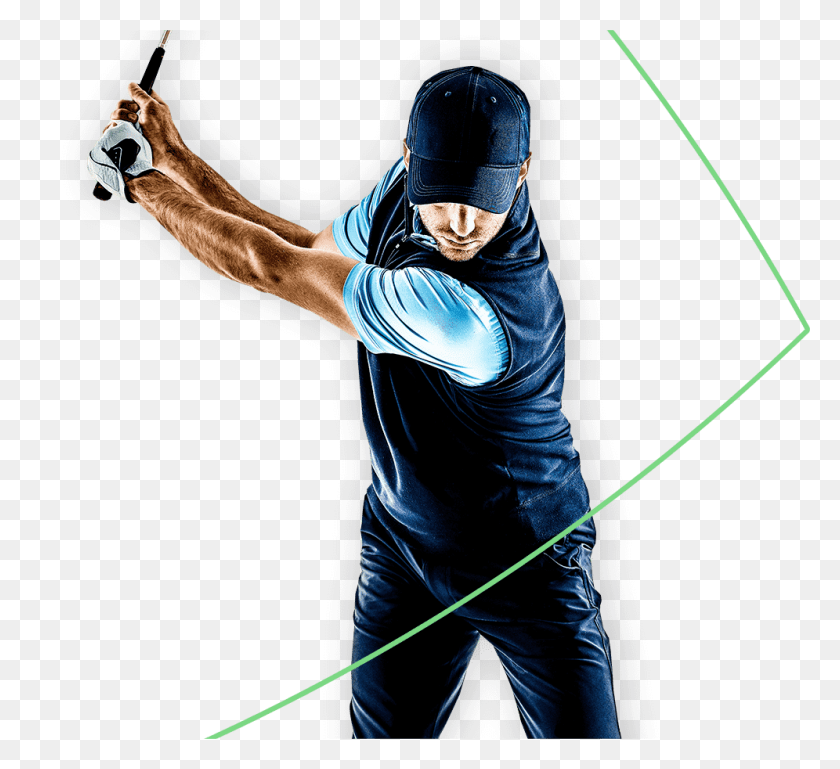 Fantasy Golf Guide Fanduel - Golfer PNG
