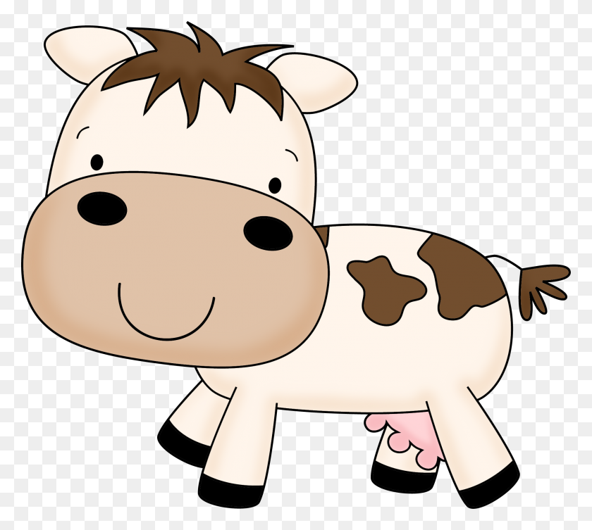 Farm Animal Clipart Winging - Free Farm Clip Art