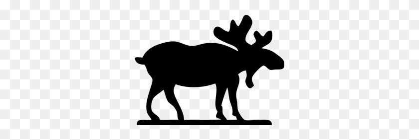 Moose clipart. Free download transparent .PNG | Creazilla