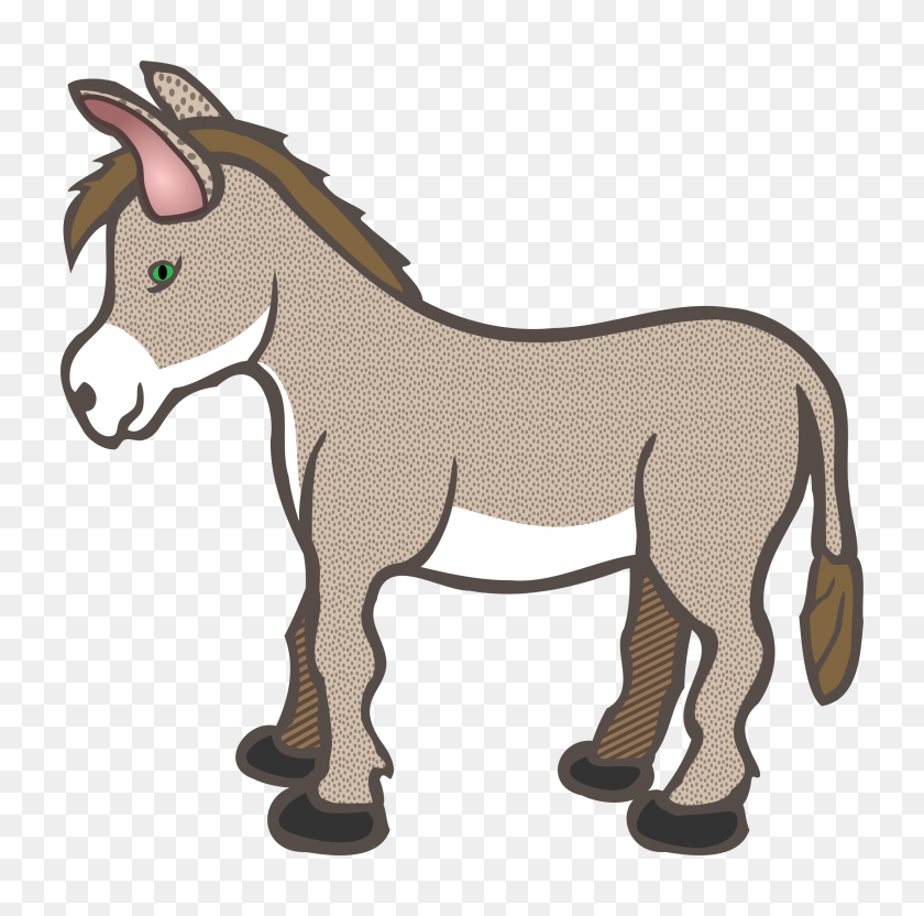Farm Animals Clipart Nativity Animal - Free Farm Animal Clipart